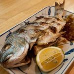 河喜久 - 河喜久 焼き魚ランチ