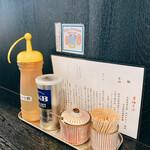 麺屋 中川會 -