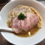 さんじ - 煮干清湯(塩)