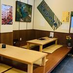 大井川のうなぎ 秀丸 - 内観1