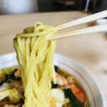 Uesutochuuka - 麺はこんなの