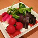 小料理 久原 - サラダ
