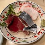鈴傳 - 「刺し盛り」450円
