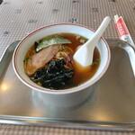 松竹飯店 - 【2021.6.28(月)】煮玉子ラーメン(並盛・150g)660円
