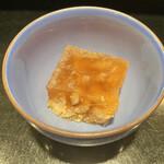 稲城 ヨロシク寿司 - 料理写真:煮凝り