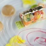 オリエンタルヒルズ沖縄 - 料理写真:フレンチ アミューズ