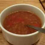15375521 - ランチ スープ