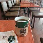 タリーズコーヒー - セットの本日のコーヒー