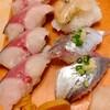 魚がし寿司 - 料理写真:これ〆鯖?いや、生鯖でしょう。めちゃ旨いね。