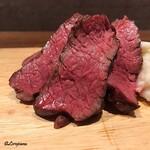 肉バルサンダー - 短角牛シンシン(Après)