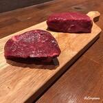 肉バルサンダー - 短角牛シンシンとトモサンカク(Avant)