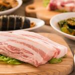 ハングッポチャ - お肉