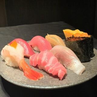 熟成寿司×赤酢寿司