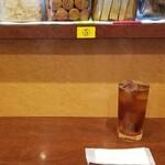 南粤美食 - アイスウーロン茶。