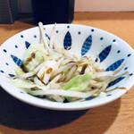 葱次郎 - サービス茹で野菜