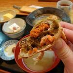 おんじき家ふうど - この味噌汁は贅沢じゃ~素晴らしいランチこれで800円はリズナボ!