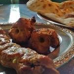 インド・ネパール料理 RAJA - マトンとチキンのシシカバブ