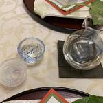 北瑞苑 - 和食にはやっぱり日本酒ですね。山形の銘酒・上喜元。( ◜ᴗ◝)