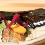 こまつ - 穴子 黄味酢
