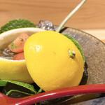 こまつ - フルーツトマト 蓴菜