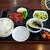 テーブルオーダーバイキング 焼肉 王道 - 厚切りハラミ定食(780円)