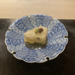 153784393 - 揚げ胡麻豆腐♡好き過ぎて10皿位食べたい♪