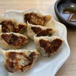 川市 - 料理写真:川市餃子