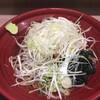 狭山そば - 料理写真:白髪葱で蕎麦も見えない(^。^)