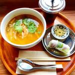 アジアンカフェ・亀山小屋 - 料理写真: