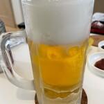 セブンイレブン - ドリンク写真:生ビール風~~