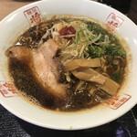 麺屋 ひしお - 料理写真:紀州湯浅吟醸醤油ラーメン