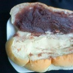 美よしの - 料理写真:餡子コッペパン