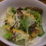 キッチン スガ - 以降2009.05.13 サラダ