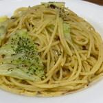 くっちぃーな - 料理写真:代表ペペロンチーノ