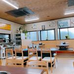 藤ヶ丘食堂 - 内観①