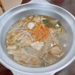 藤ヶ丘食堂 - とり鍋
