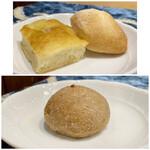 クリマ ディ トスカーナ - 自家製のパンは全部完食しました♪