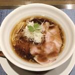 153815510 - 醤油そば(並) 750円