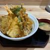 天丼 天たま家 - 料理写真:特上天丼