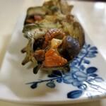 三枡 - サザエつぼ焼き
