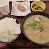 博多めんたい やまや食堂 - 料理写真:やまやの豚汁定食