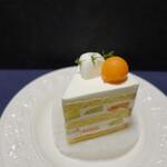 ヨフプラス - 料理写真:メロンのショートケーキ