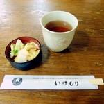 15383706 - お茶 割り箸 浅漬け