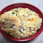 アマノパークス - 料理写真:ヒレ煮カツ丼¥420