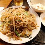 銀莱 - 肉野菜炒め