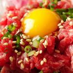 焼肉 炙屋武蔵 - 都内でも希少な【和牛ユッケ取扱店】中央区保健所認可済