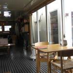 HUMMOCK Cafe - 店内西側