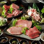 焼肉 炙屋武蔵 - 全50種飲み放題付き黒毛和牛5,000コース