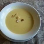 カントリーダイナー - かぼちゃのスープ