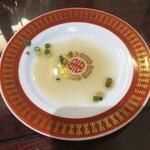 CHINA TABLE 花木蘭 - ②もちもち水餃子